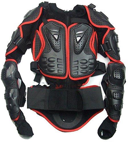 Motorcycle Motorcross Racing Atv Utv Outdoor Sport Full Body Spine Chest Protective Clothing Jacket Gear Armor