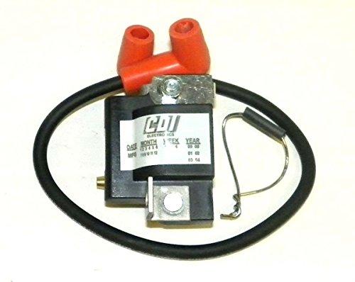 Chrysler Force Magneto Ignition Coil 50 Hp 1989 - 1992 Model All Models WSM 182-4475 OEM 615475 684475 F615475 F684475 300-888791