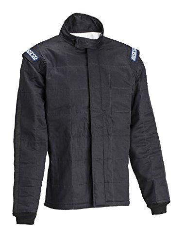 Sparco Mens Jacket Jade Black XX-Large