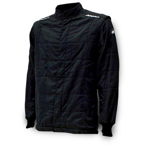 Impact Racing 22515710 Racer Jacket SFI 32A5 Rated Black