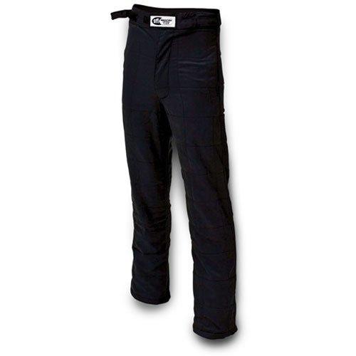 Impact Racing 23315710 Racer Pants SFI 32A5 Rated Black