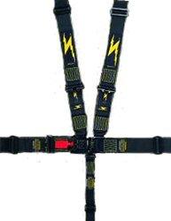 Impact Racing 51111111HANS 5-Pt Harness System L&l Whans Shoulder Straps