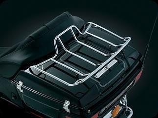 Kuryakyn 7139 Tour Pak Luggage Rack for Harley-Davidson