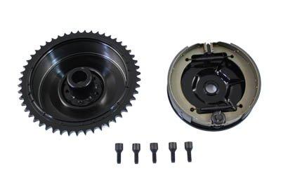 V-Twin 23-0876 - Rear Mechanical Brake Drum Kit Black