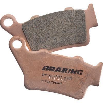 Braking Semi Metallic Brake Pad Rear for Kawasaki Suzuki Yamaha