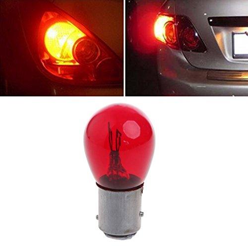 NNDA CO S25 5W 1157 Bay15d DC 12V Car Tail Lamp Braking Light Stop Indicator Bulb