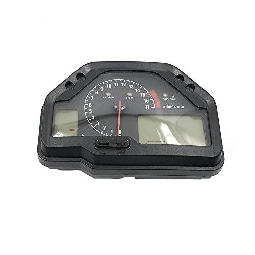 Alpha Rider Motorcycle Speedometer Tachometer Gauges Cluster Instrument Assembly For Honda CBR600RR F5 2003 - 2006