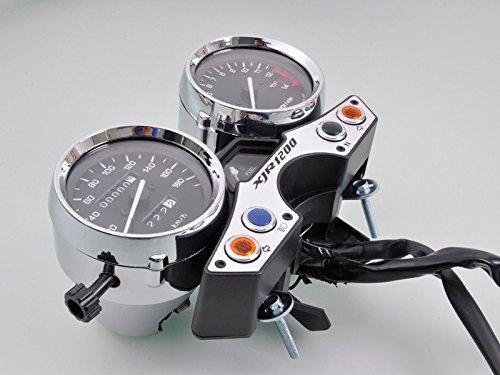 GOWE Motorcycle Speedometer Tachometer Meter Gauge Fit For Yamaha XJ1200 1994 - UP P616