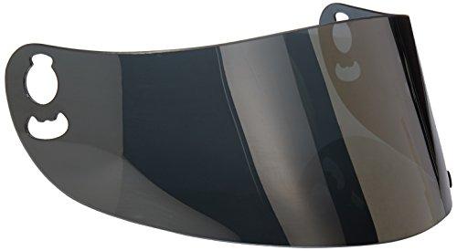 Suomy Vandal Anti-Fog and Anti-Scratch Helmet Shield Iridium Silver