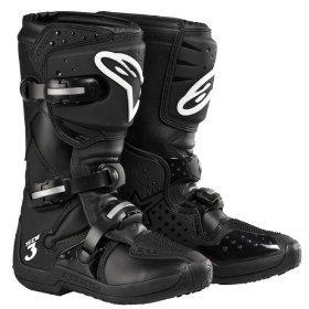 Alpinestars Womens Stella Tech 3 Boots - Black - Free Shipping - Size 6
