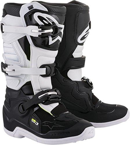 Alpinestars Womens Stella Tech 3 Boots-BlackWhite-9