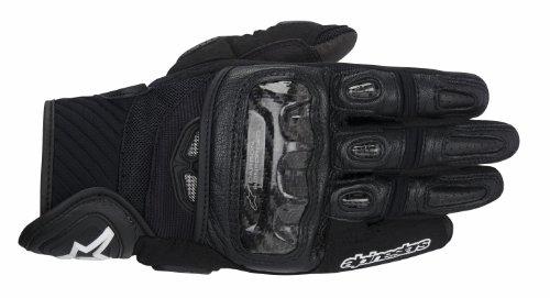 Alpinestars GP-Air Leather Gloves - LargeBlackWhiteRed