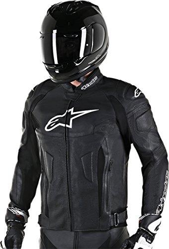 Alpinestars GP Plus R V2 Airflow Leather Jacket Black Mens Size 64