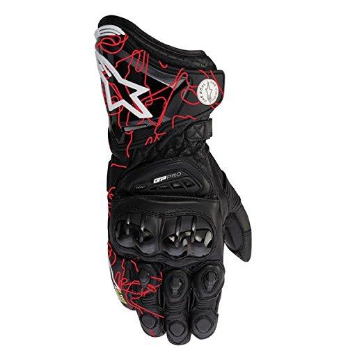 Alpinestars GP Pro Gloves 2013 Model BlackRed Tracks 2XL XX-Large