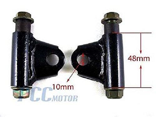 12Z A Arm Tab Kit 50cc 70cc 90cc 110cc 125 SunL ROKETA ATV Quad TaoTao 2 Sets AA01