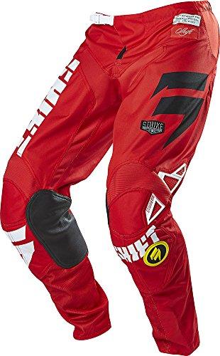 Shift Racing Strike Men's Off-road Motorcycle Pants - Red