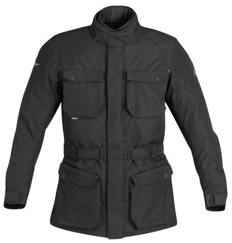 Alpinestars Messenger Waterproof Motorcycle Jacket - Black (x-large 2820-2198)