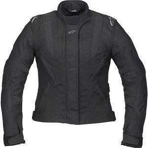 Alpinestars Stella P1 Sport Touring Drystar Textile Womens Jacket , Gender: Womens, Size: Xl, Apparel Material
