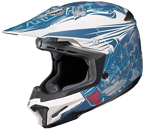HJC CL-X7 El Lobo Off-Road Motocross Helmet MC-2F Medium