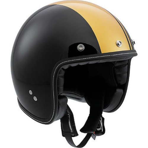 AGV RP60 Royal Motorcycle Helmet - BlackGold - Large
