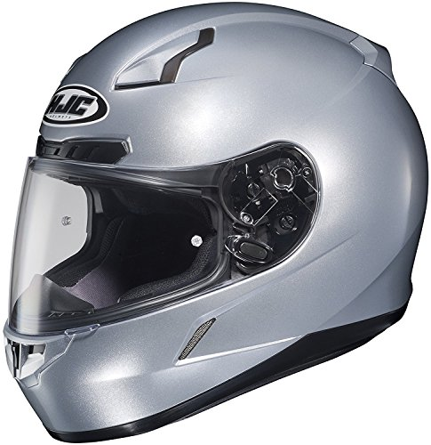 Hjc Helmets Cl-17 Lower Vent Silver