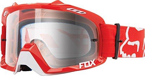 Fox Racing Air Defence Adult MX DIRTBIKE ATV UTV SXS Goggles Goggle RACE Red 14594-902-NS