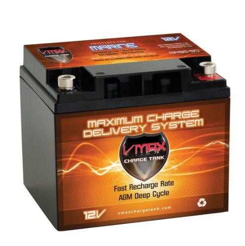 Vmaxtanks Mr86-50 50ah Agm Hi Performance Battery For High Degree Easy Jet Mc101a Navigator Mc501r Robot Jet Mc101r