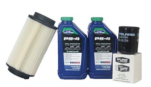 2004 Sportsman 700 Genuine Polaris Oil Change And Air Filter Kit