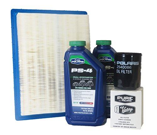 2015 Rgr 570 Full Size Genuine Polaris Oil Change And Air Filter Kit