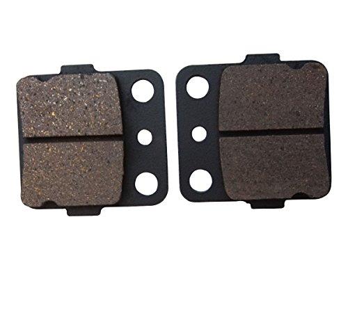 shamofeng Brake Pad FOR KAWASAKI KX 80 KX 100 KVF 400 KFX 450 KSF250