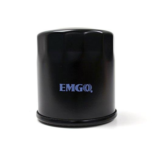 Kawasaki ZZR 1400 06-13 Black Micro-Glass Premium Oil Filter by Niche Cycle Supply