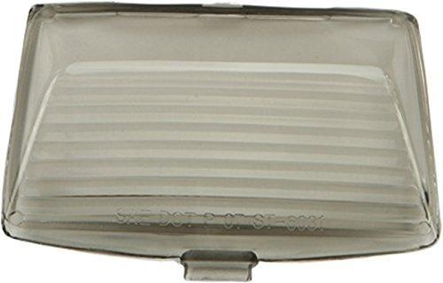 HardDrive F51-0643LM Smoke Front Fender Tip Light Replacement Lens