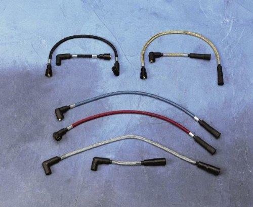 Magnum Spark Plug Wires Chromite for Harley FXD 99-10