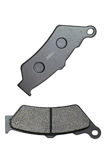 CNBK Front Right Brake Pads Resin fit DUCATI Street Bike GT1000 GT 1000 992 ccm 06 07 08 09 10 2006 2007 2008 2009 2010 1 Pair2 Pads