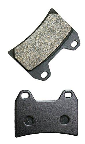 CNBK Front Right Disc Brake Pads Resin fit DUCATI Street Bike 1200 Multistrada Standard 10 11 2010 2011 1 Pair2 Pads