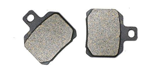 CNBK Rear Brake Pad Semi-Metallic fit for DUCATI Street Bike 899 Panigale 14 15 2014 2015 1 Pair2 Pads