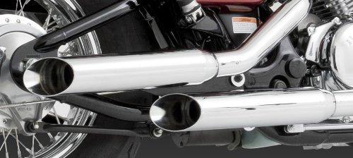 Vance Hines Exhaust Cruzers for Honda Shadow VLX600 98-07