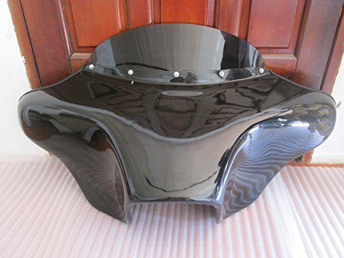 Harley Batwing Fairing Windshield 4 Softail Fat Boy Heritage Deluxe Custom Slim