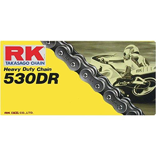 RK Racing Chain 530DR-160 160-Links Heavy Duty Drag Race Motorcycle Chain