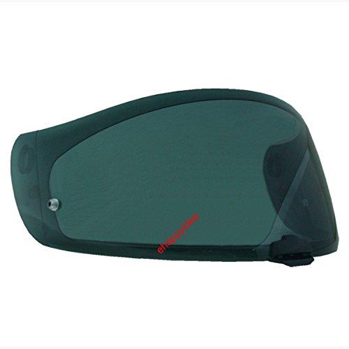 HJC Helmet Shield  Visor HJ-20MDark Smoke Clear For FG-17 IS-17 RPHA ST helmets Bike Racing Motorcycle Helmet Accessories - Made in Korea Smoke