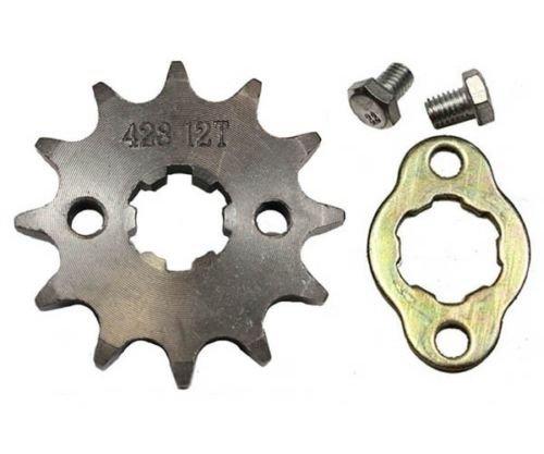 428 Chain 12 TOOTH Sprocket 1714mm for ATV DIRT BIKE 50CC 70 110CC 125CC