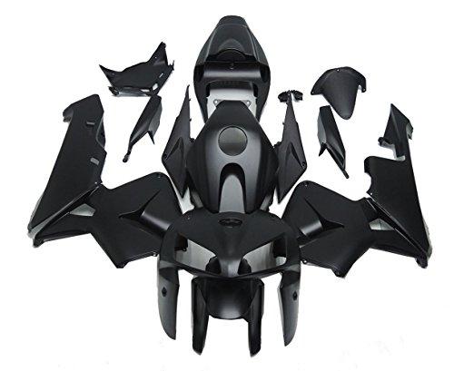 Black Kits for Honda 2005-2006 CBR600RR Plastic Injection Mold Bodywork CBR600RR Fairing Kits
