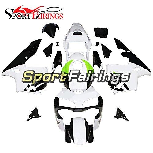 Sportfairings Full Injection ABS Plastic Motorcycle White Black Green Fairings For Honda CBR600RR F5 Year 2003 2004 Fairing Kits