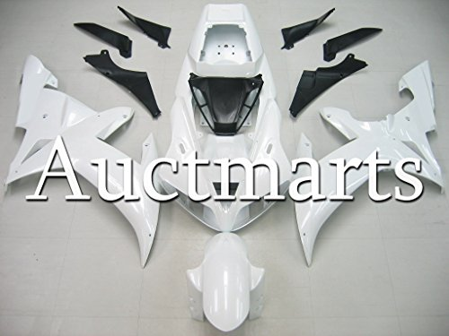 For Yamaha YZF-R1 2002-2003 02-03 Unpainted Fairing Kit ABS Plastic 4b0