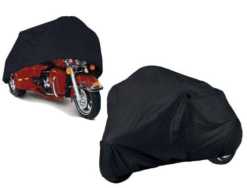 Great Quality Trike Motorcycle Cover fits California Sidecar Trike Daytona