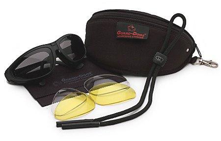 Guard-Dogs Sidecars 2 w Goggle-It Standard 3-Lens FogStopper