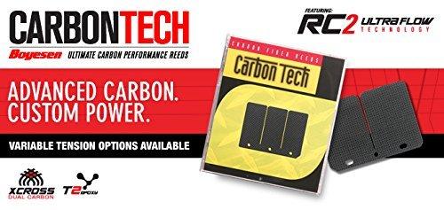 Polaris Snowmobile Carbon Tech Reed Kit 800 Tripple XCR 1999-2003 Boyesen 375LT