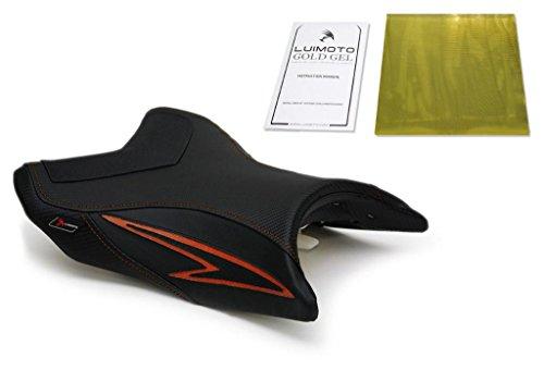 Kawasaki Z800 Luimoto Team Kawasaki Seat Cover For Rider  Gel Pad