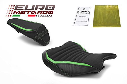 Kawasaki Z900 2017-2018 Luimoto Tec-Grip Seat Cover Set 4 Color Options New  Gel Pad