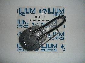 Ilium Works BMW R1200RT Motorcycle Sidestand Footplate Enlarger 10-400